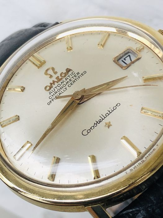 "Omega - Constellation - ""NO RESERVE PRICE"" - 168.004 - Men - 1960-1969"