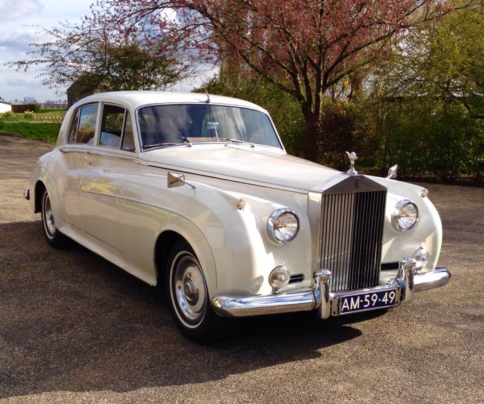 Rolls-Royce - Silver Cloud II - 1962