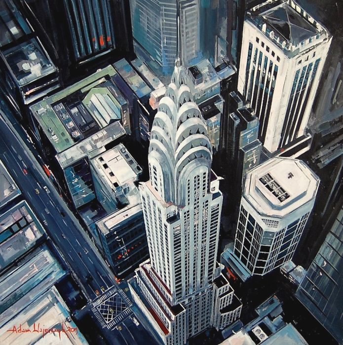 Adam Wajerczyk - Chrysler Building NYC