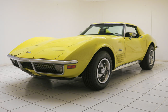 Corvette - C3 Stingray  - 1971
