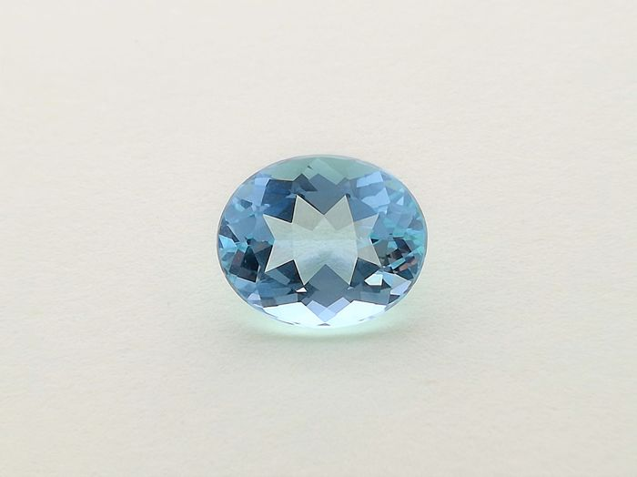 Aquamarine - 1.58 ct