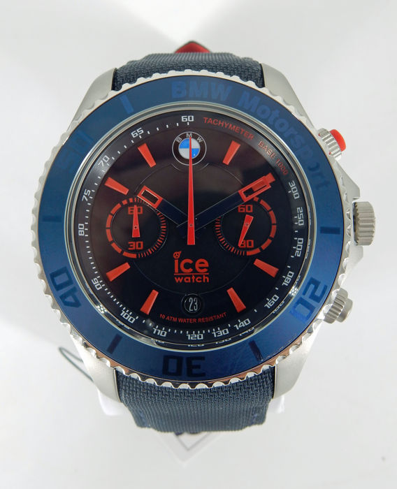 watch ice watch mens bmw motorsport watch chronograph. Black Bedroom Furniture Sets. Home Design Ideas