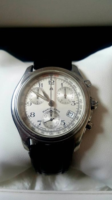 "Maurice Lacroix - Chronograph - ""NO RESERVE PRICE"" - Homem - 2000-2010"