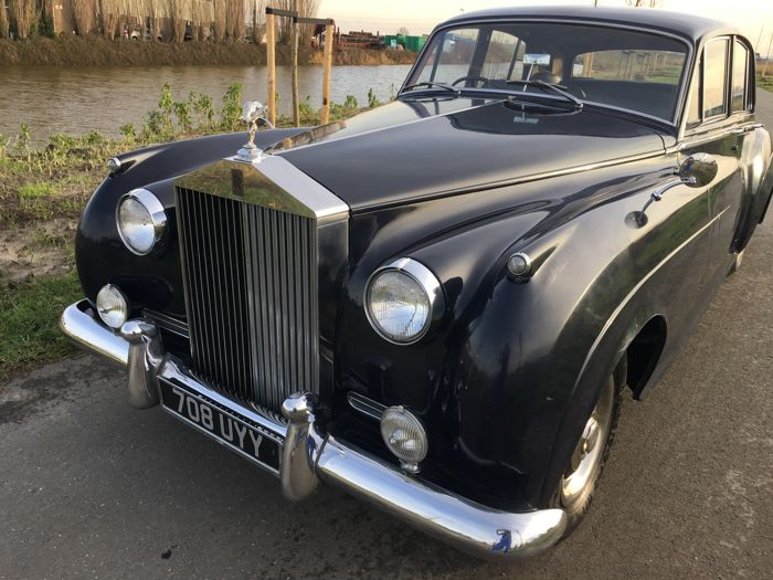Rolls-Royce - Silver Cloud 2 - 1962