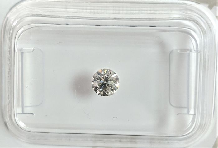 Diamante - 0.29 ct - Brillante - I - No Reserve Price, SI2