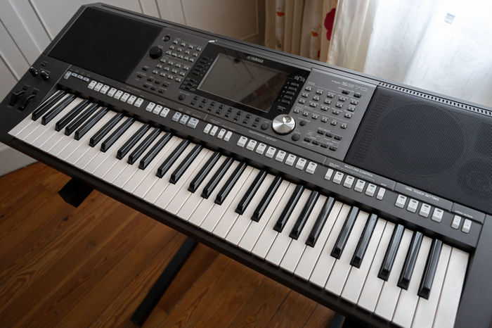 yamaha psr s970 keyboard workstation catawiki. Black Bedroom Furniture Sets. Home Design Ideas