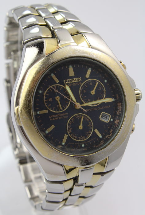 Citizen - ECO Drive Chronograph - Boxed - Heren - 2011-heden