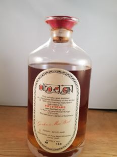 Old Elgin 1940 50 years old - 75cl