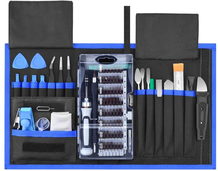 Professional Repair Tool Kit for all type of Phones - 85 en 1 juego