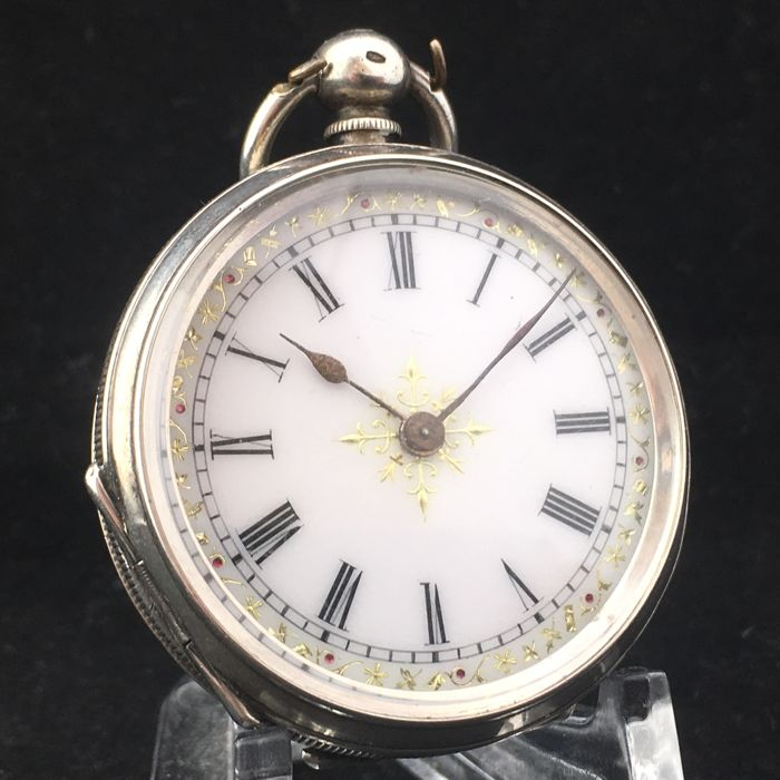 Pocket watch - NO RESERVE PRICE - Unisex - 1850-1900