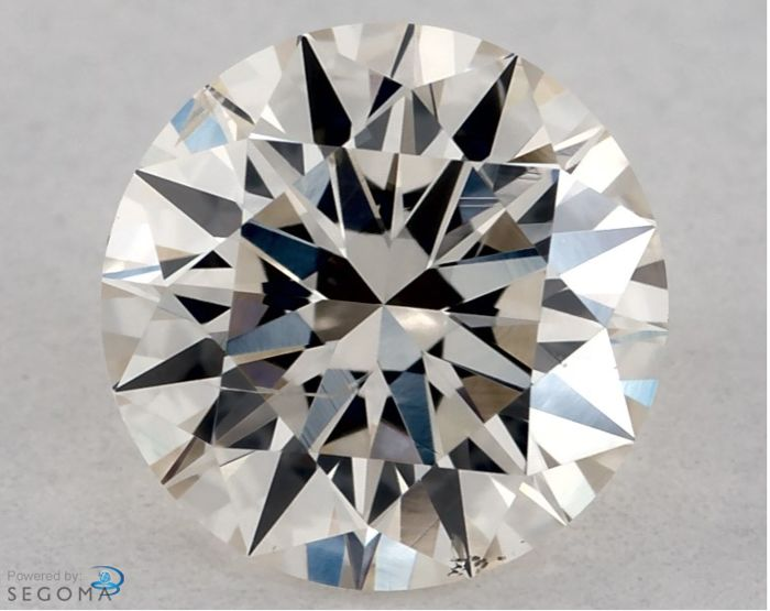 Diamond - 0.51 ct - Rotund - K - SI2
