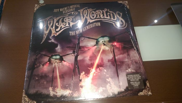War Of The Worlds New Generation: Jeff Wayne's Musical Version Of The War Of