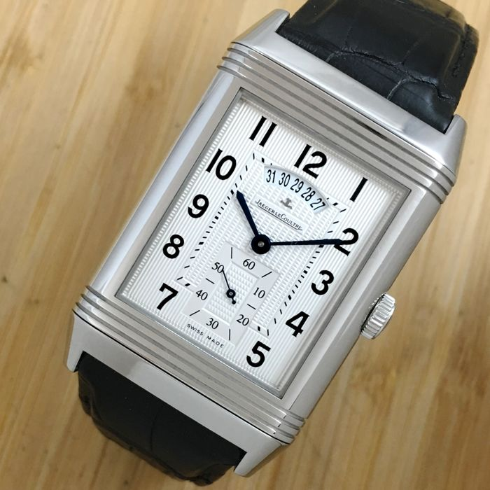 Jaeger-LeCoultre - Reverso Serie Limitee 1500 pieces Night & Day  - Limited Edition 986 - Bărbați - 2000-2010