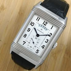 Jaeger-LeCoultre - Reverso Serie Limitee 1500 pieces Night & Day  - Limited Edition 986 - Miehet - 2000-2010