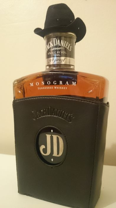 Jack Daniel's - Monogram Asian Version - 750ml