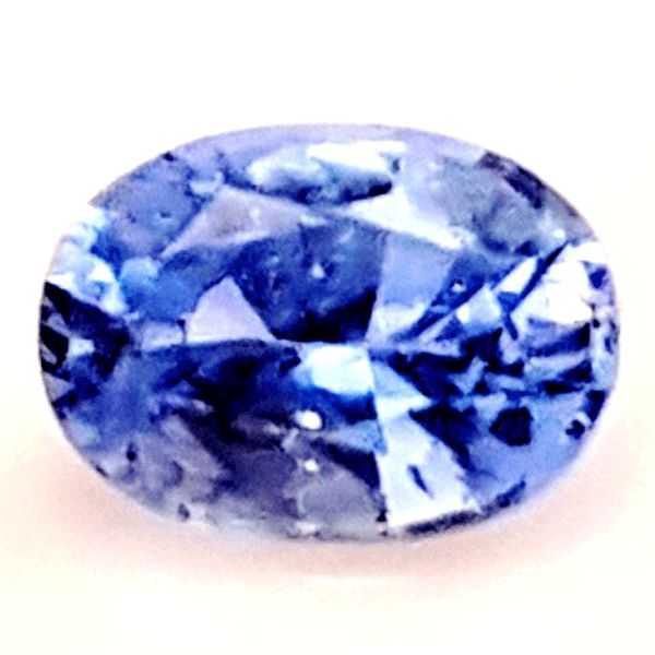1 pcs Bleu Saphir - 1.08 ct