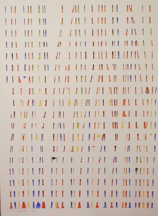 M J Forster - In Lines