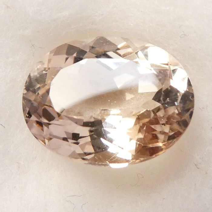 Morganiet - 4.09 ct