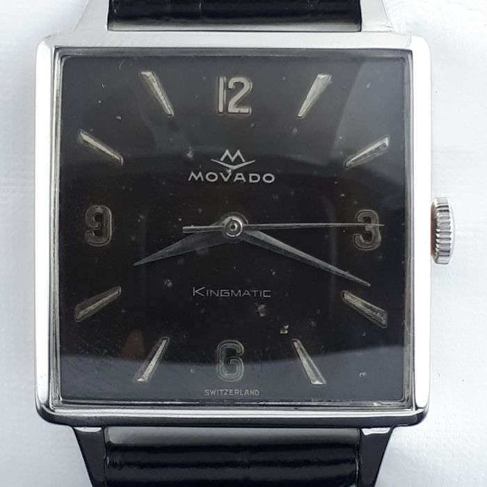 Movado - Kingmatic Manual winding - Miehet - 1950-1959
