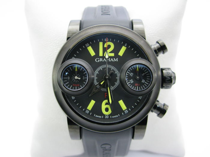 Graham - Swordfish chronograph Black Knight Limited Edition  - Bărbați - 2011-prezent