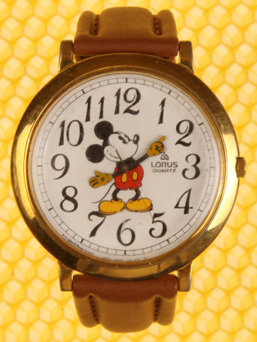 Disney - Horloge Lorus - Mickey Mouse - (1990)