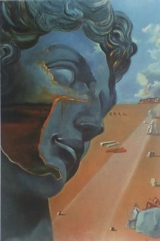 Salvador Dali (after) - Julien de Médicis