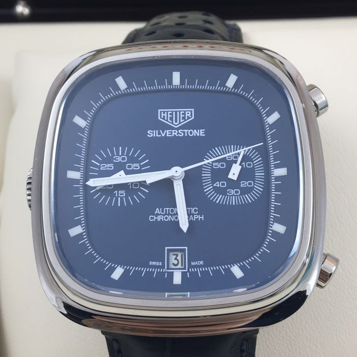 TAG Heuer - Silverstone Limited Edition - CAM2110 - Unisex - 2011-heute