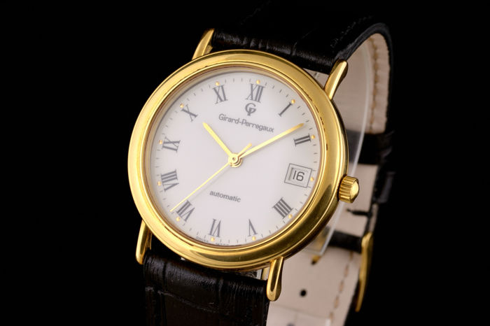 Girard-Perregaux -  18K Gold Automatic  - Homme - 2000-2010