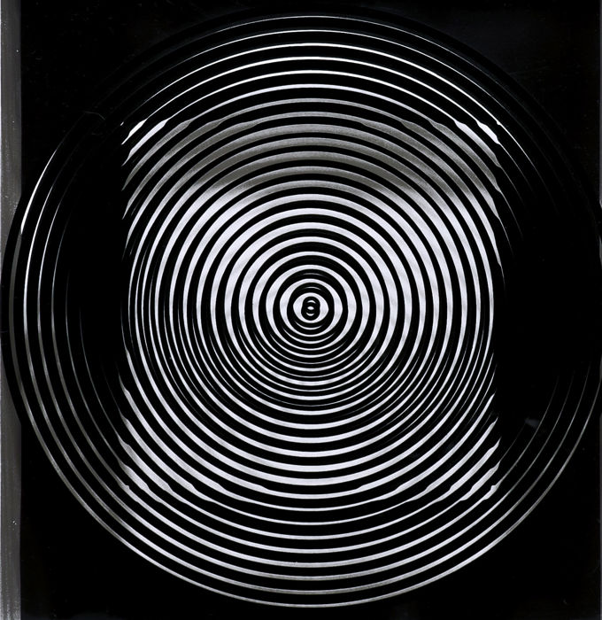 Victor Vasarely - Oeuvres profondes cinétiques