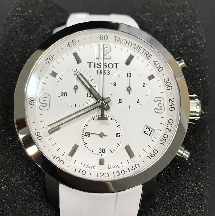 "Tissot - T-sport PRC 200 Chronograph watch - T055.417.17.017.00 ""No reserve price"" - Unisex - 2011-heden"