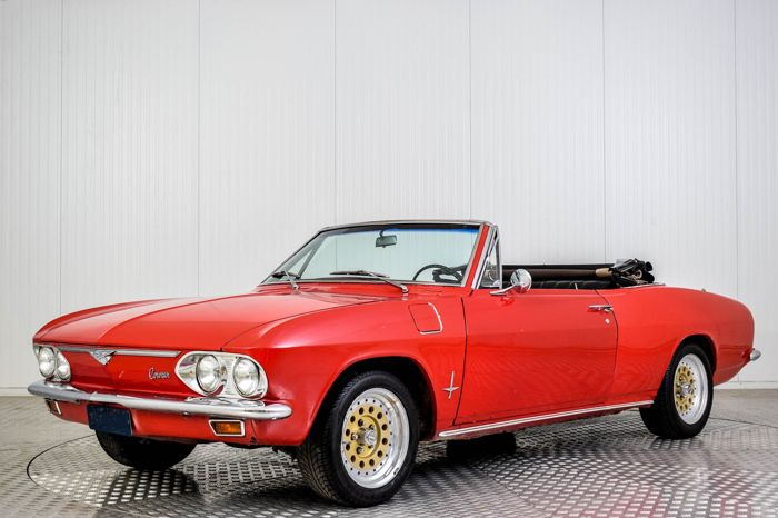 Chevrolet - Corvair - 1966