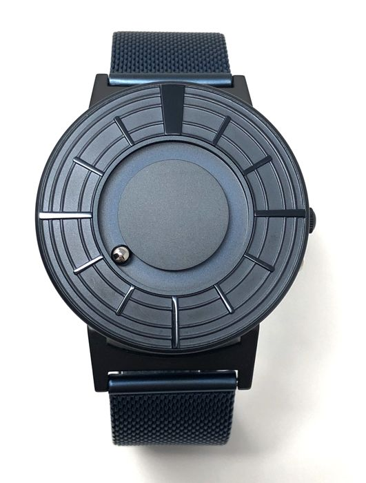 Eone - Bradley Edge Blue with Mesh Strap Swiss Movement  - BR-EDGE-MESH - Unisex - 2011-heden
