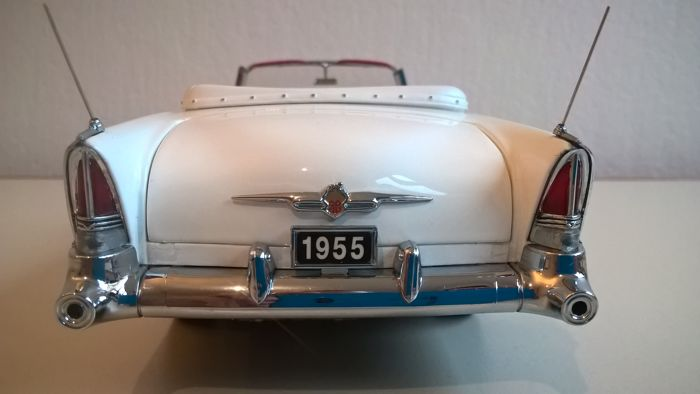 Franklin Mint 124 Packard Caribbean 1955 Franklin Reference