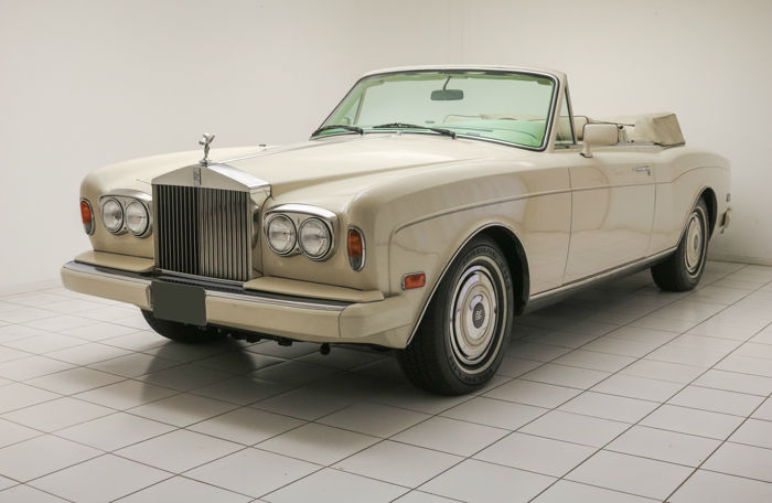 Rolls-Royce - Corniche II Convertible Automatic 6.7L V8 * Soft-Top * - 1985