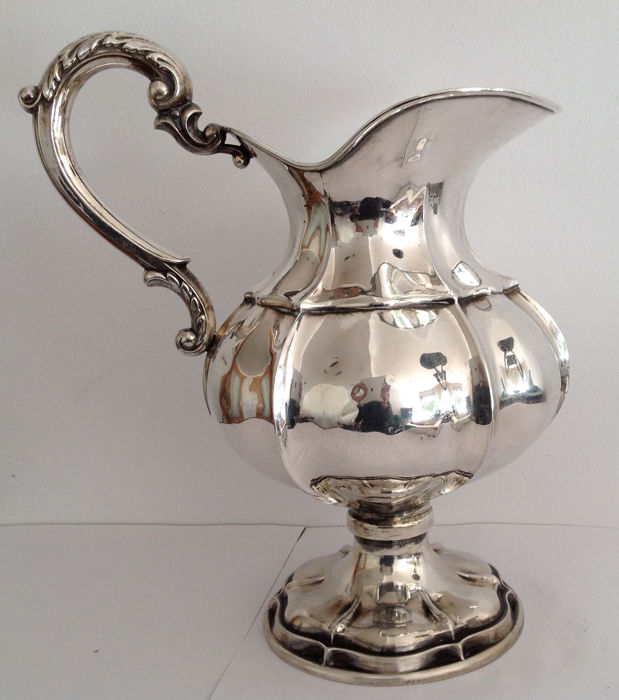 Pitcher - Silver plated - Spain - 1950-1999