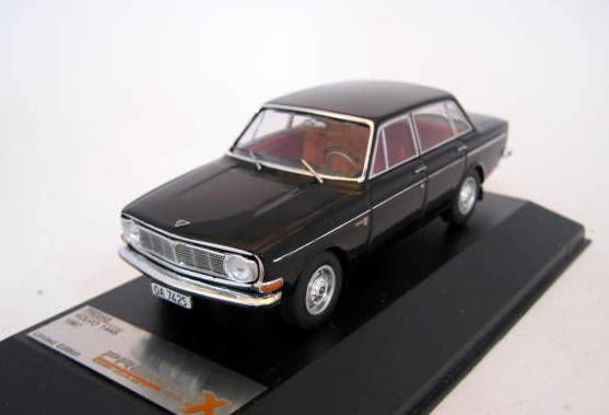 Premium X - 1:43 - Volvo 144S Black 1967 - Limited Edition - Factory Sold Out