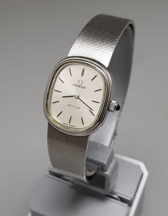 Omega - 'NO RESERVE PRICE' Deville Mechanical Luxury Vintage Lady   - 711.2027 - Mujer - 1960-1969