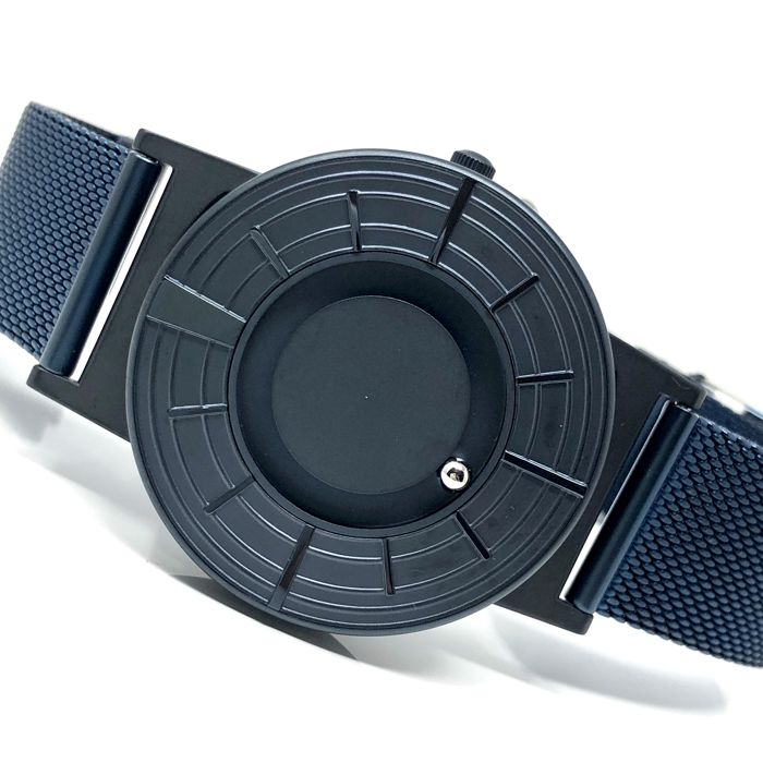 "Eone - Bradley Edge Blue with Mesh Strap Swiss Movement  - BR-EDGE-MESH ""NO RESERVE PRICE"" - Unisex - 2011-present"