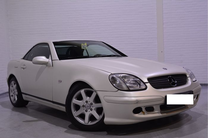 Mercedes-Benz - SLK 230 Kompressor  - 1998