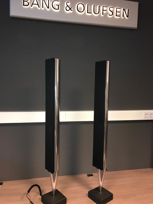 B&O - Beolab 8000 with perfect covers and Warranty + wifi wlan streaming - Speaker set