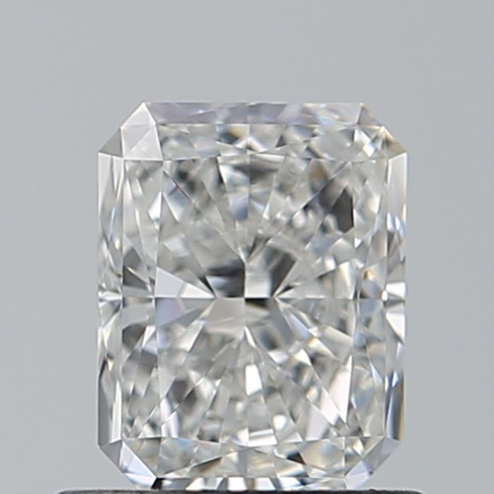 1 pcs Diamant - 0.75 ct - Radiant - F - VVS1
