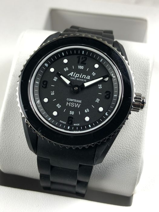 Alpina - Horlogical Smartwatch Lady - AL-281BS3V6 - Femme - 2011-aujourd'hui