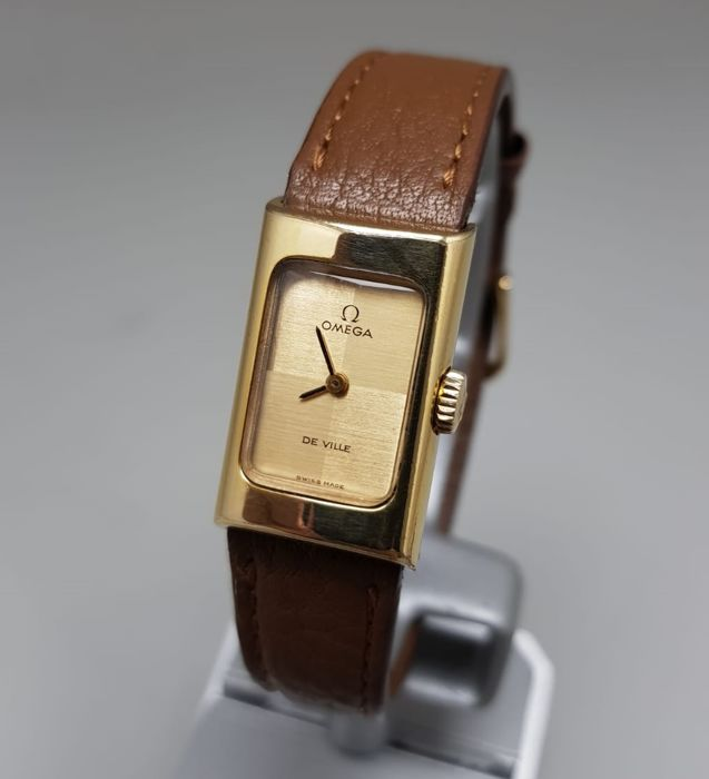 Omega - 'NO RESERVE PRICE' Deville Mechanical Luxury Vintage Lady   - 465 - Dames - 1970-1979