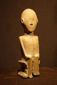 Sculpture - Wood - Fante - Asante  - Ghana