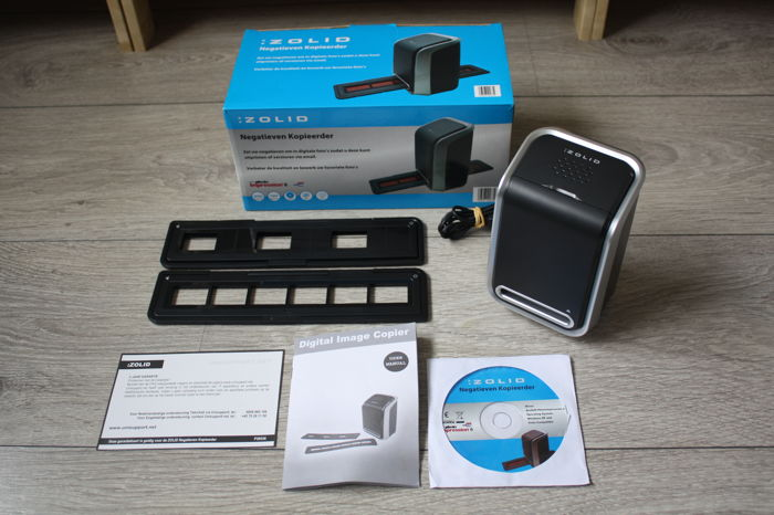 NEW DRIVERS: ZOLID SCANNER