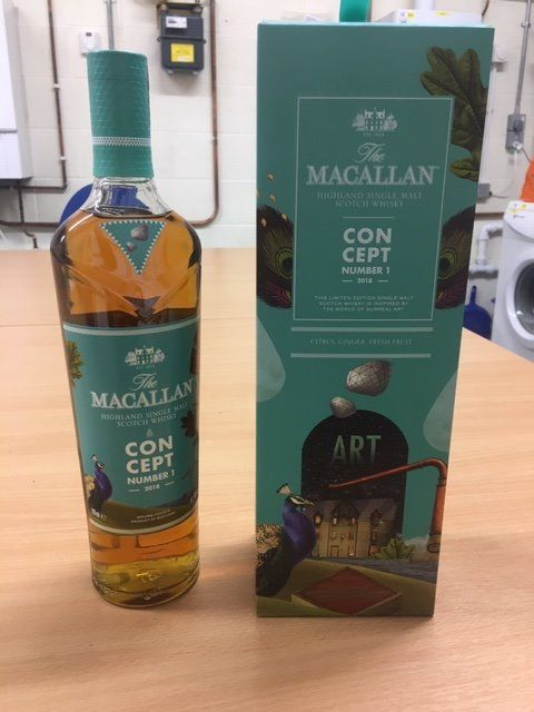 Macallan Concept Number 1 - 0.7 Ltr