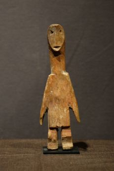 Sculpture - Wood - boccio - Fon  - Togo