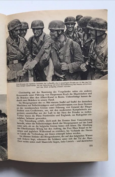 Germany - The army - Book - 1940