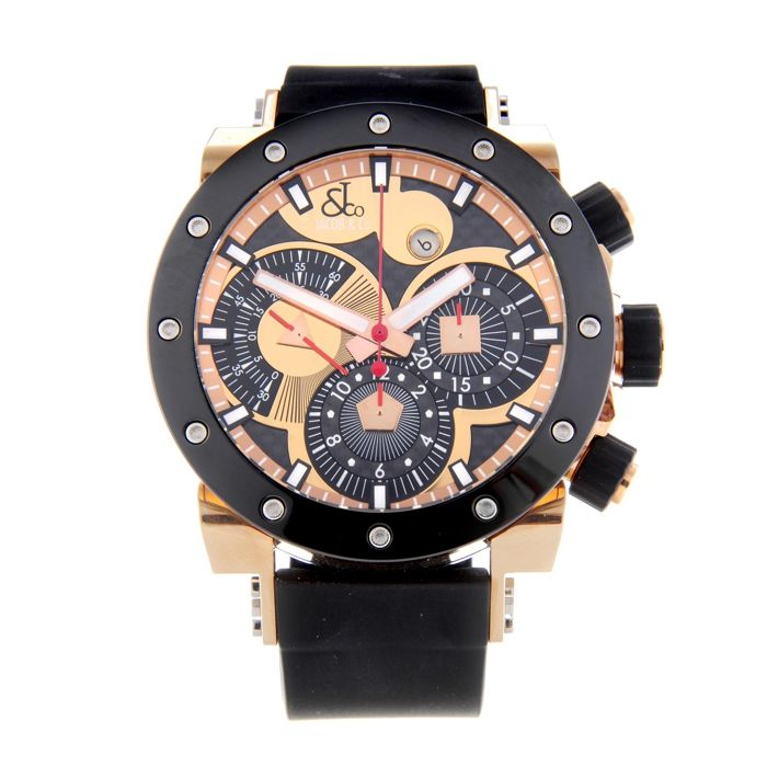 Jacob & Co. - Epic II rose gold pvd - EPIC  II - Men - 2011-present