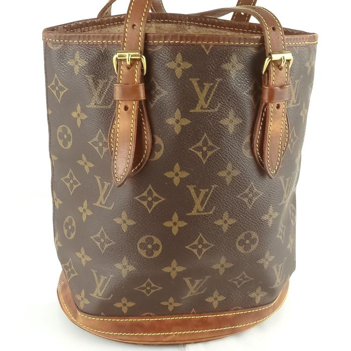 Louis Vuitton - Petit Bucket Bag Borsa a spalla